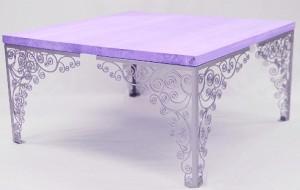 tafel paars