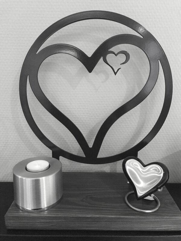 hart in hart voorbeeld