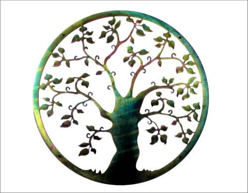 metalen levensboom