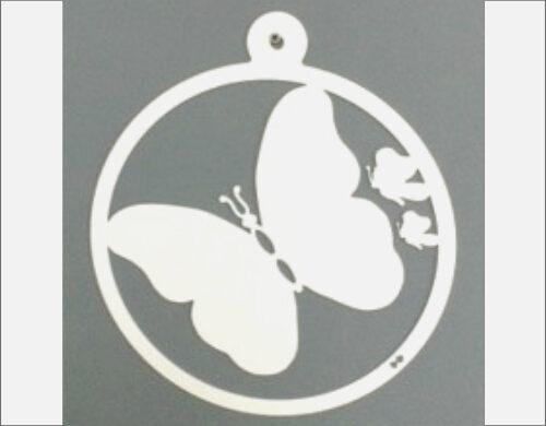 interieurhanger vlinder