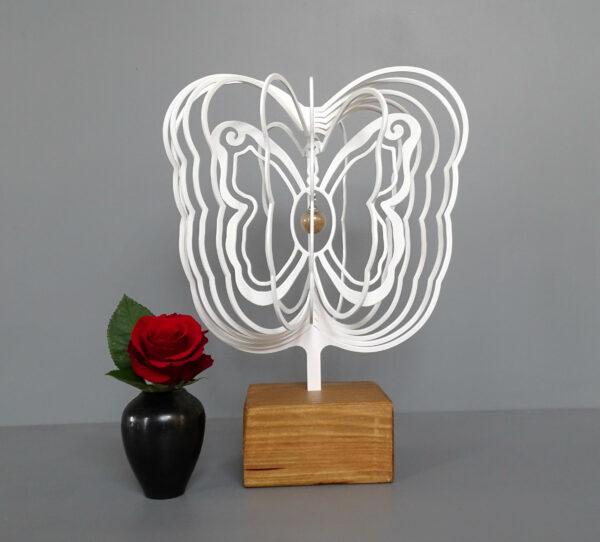 3D vlinder keepsake urn
