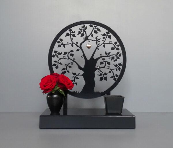 Urn herinneringsboom
