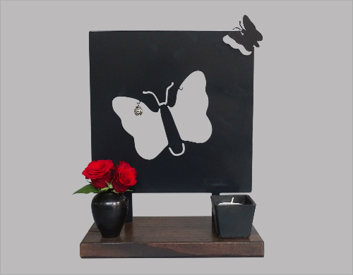 gedenkobject vlinder
