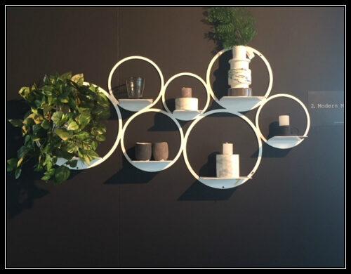 exclusieve wanddecoratie