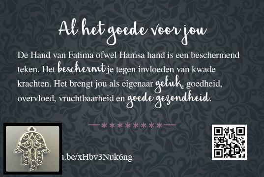 Hand van Fatima