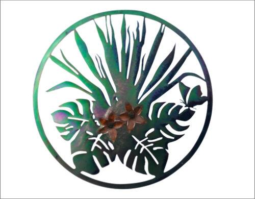 Wenddecoratie Botanisch