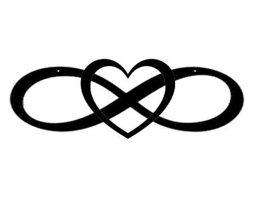 Hart infinity brons